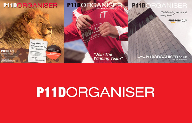 Archive of P11D Software CD Covers