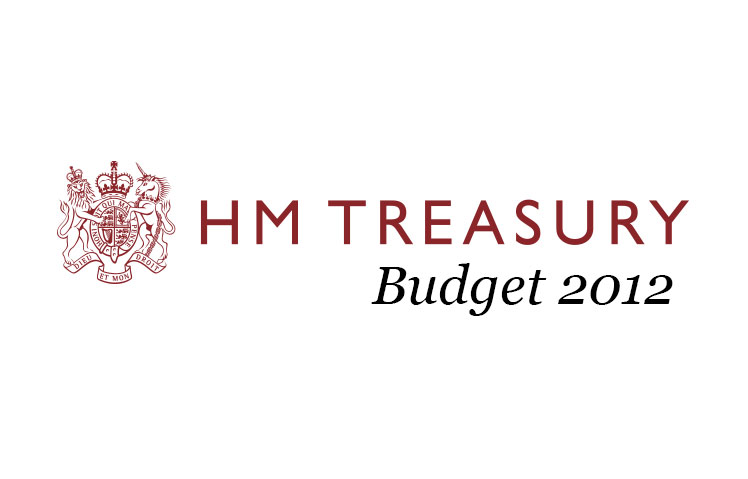 2012 Budget Changes