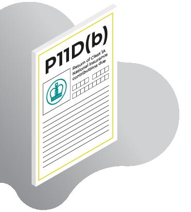 Benefits Guide P11D(b)